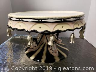 Decorative Cake Plate