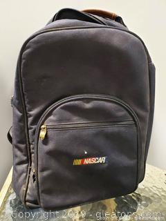 Picnic Nascar Basket Backpack