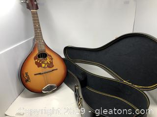 Westone Eight String Mandolin With Case