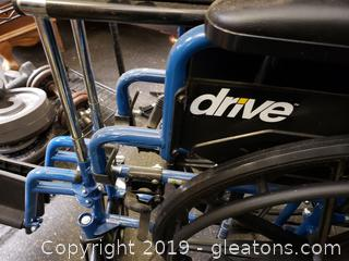 Drive portable Wheel Chair