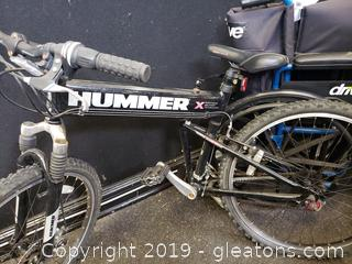 Hummer X Mens Montague Mountain Bike