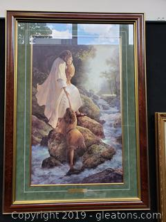 Greg Olsen Be Not Afraid Fine Art Signed and Numbered