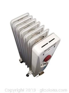 Portable Rolling Heater