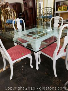 Cheerful Dining Table and Chairs