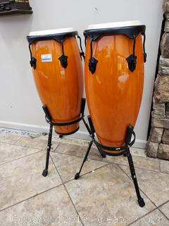 TJ Percussion Congas