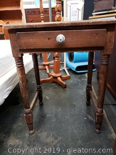 Primitive Accent Table