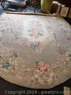 Large Oval Area Rug