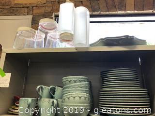 2 Shelf Lot
