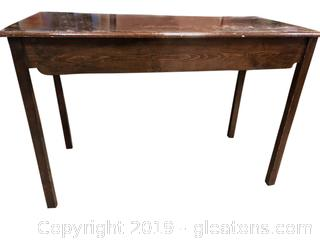 large Writing Table