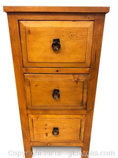 Small Farmhouse Cabinet