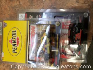 2 Stock Car Collectibles Dale Earnhardt Jr.