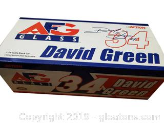 AFG Glass Action Racing 1:24 Scale Stock Car