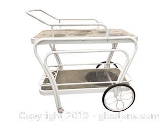 Vintage Roll Cart