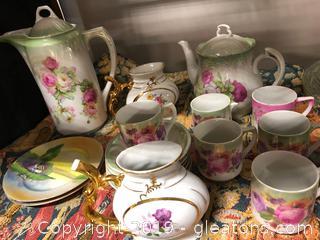 Asian Glassware