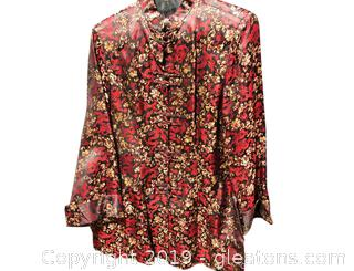 Men's Kimono Jacket-XXL