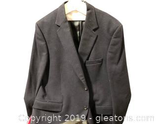 Men's Wool Jacket From Jos A Banks