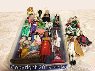 Keepsake Dolls of the World
