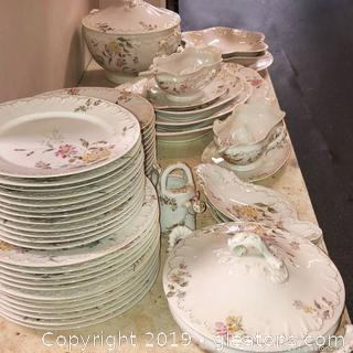 Collection of John Rominger China