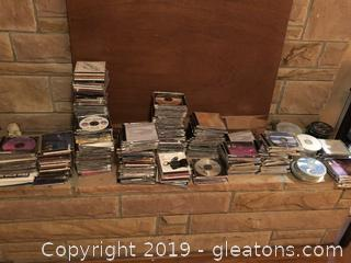 Lot of Jazz, soul, r&b, pop cd's