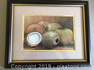 Small Original Charcoal of Coconuts