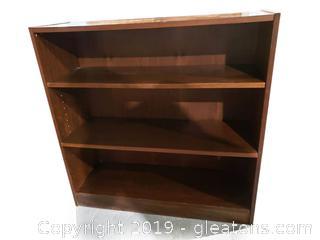 Small wooden Book Shelf