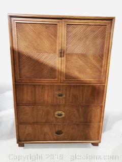 Mid Centry Chest of Drawers/Armoire
