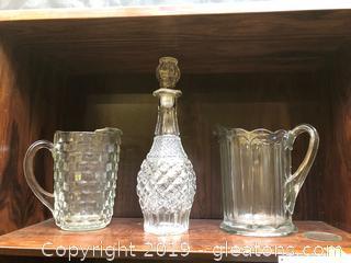 Cut Glass Treasures