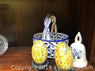 Ceramic & Porcelain Decor