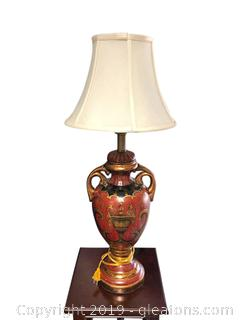 Elegant Table Lamp with Shade
