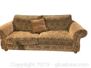 Upscale Couch, Matches Lot 8077