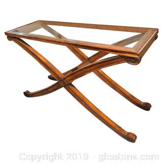 Matching Sofa Table to Lots 8081 and 8080