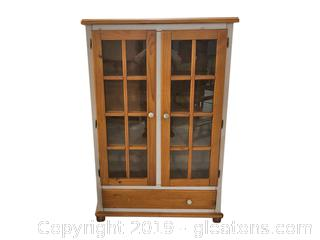 Farmhouse Hutch or Curio