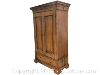 Outstand Ethan Allen Armoire