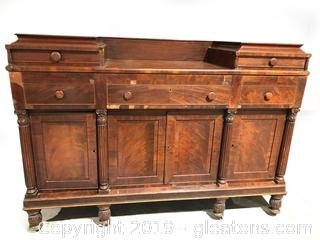 Very Old Sideboard