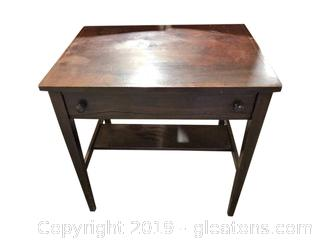 Cadillac Desk Table Patented in 1908