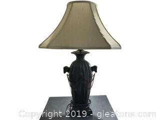 Classy Black Table Lamp