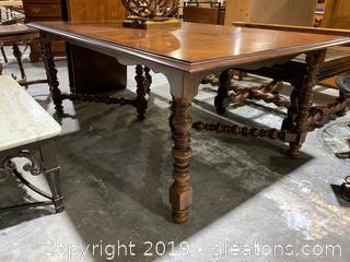 English Replica Dining Table