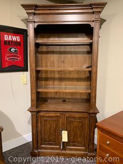 Bookcase By Hooker Furn.