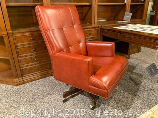 New Kinley Executive Leather Office Chair