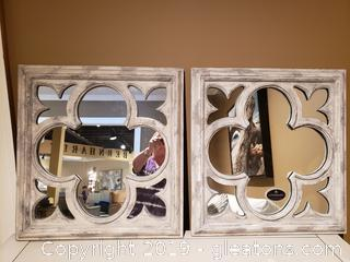P R of Decortive Wall Mirrors by: Uttermost