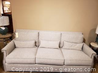 New James Long Sofa By CR Laine