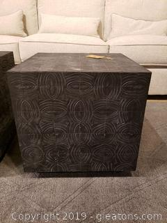 New Uttermost Cube Table