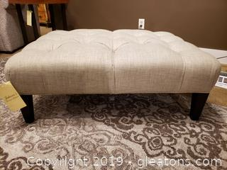 "New ""Nina"" Ottoman By CR Laine"