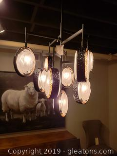 New Hanging Light Fixture By Uttermost Co