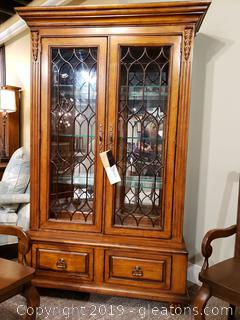 New Tommy Bahama China Cabinet