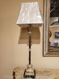 """New"" Tall Uttermost Decorative Accent Table Lamp"