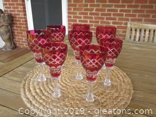 Beautiful Wine Goblets