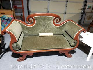 Antique Sofa from the 1800's.     In Great Condition!