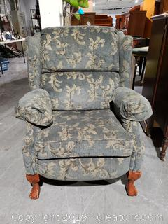 Upholstered Recliner
