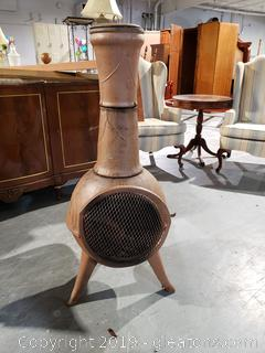 Heavy Cast Iron Outdoor/Patio Heater